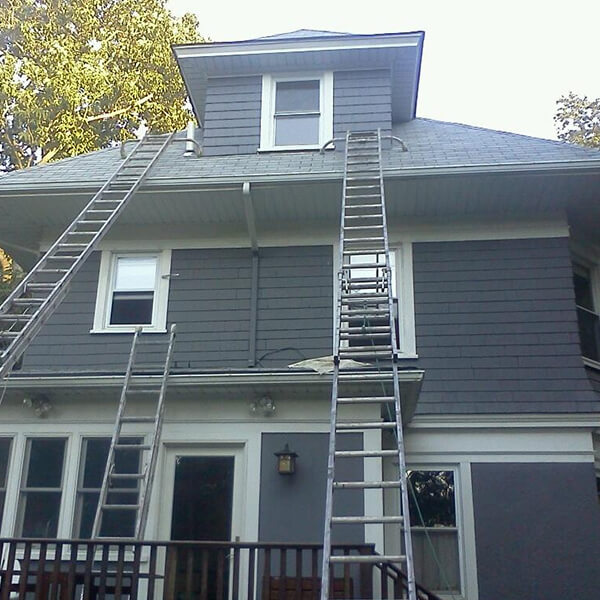 Vinyl & Aluminum Siding Painting Raleigh